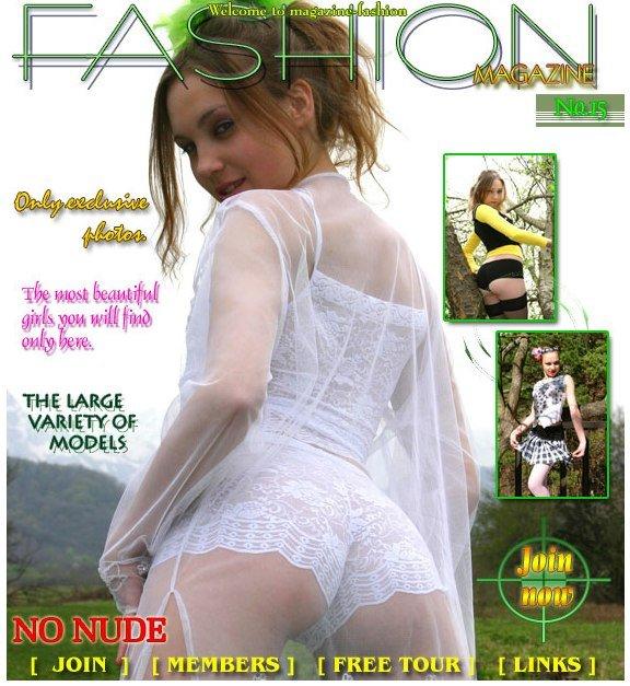Magazine Fashion 15