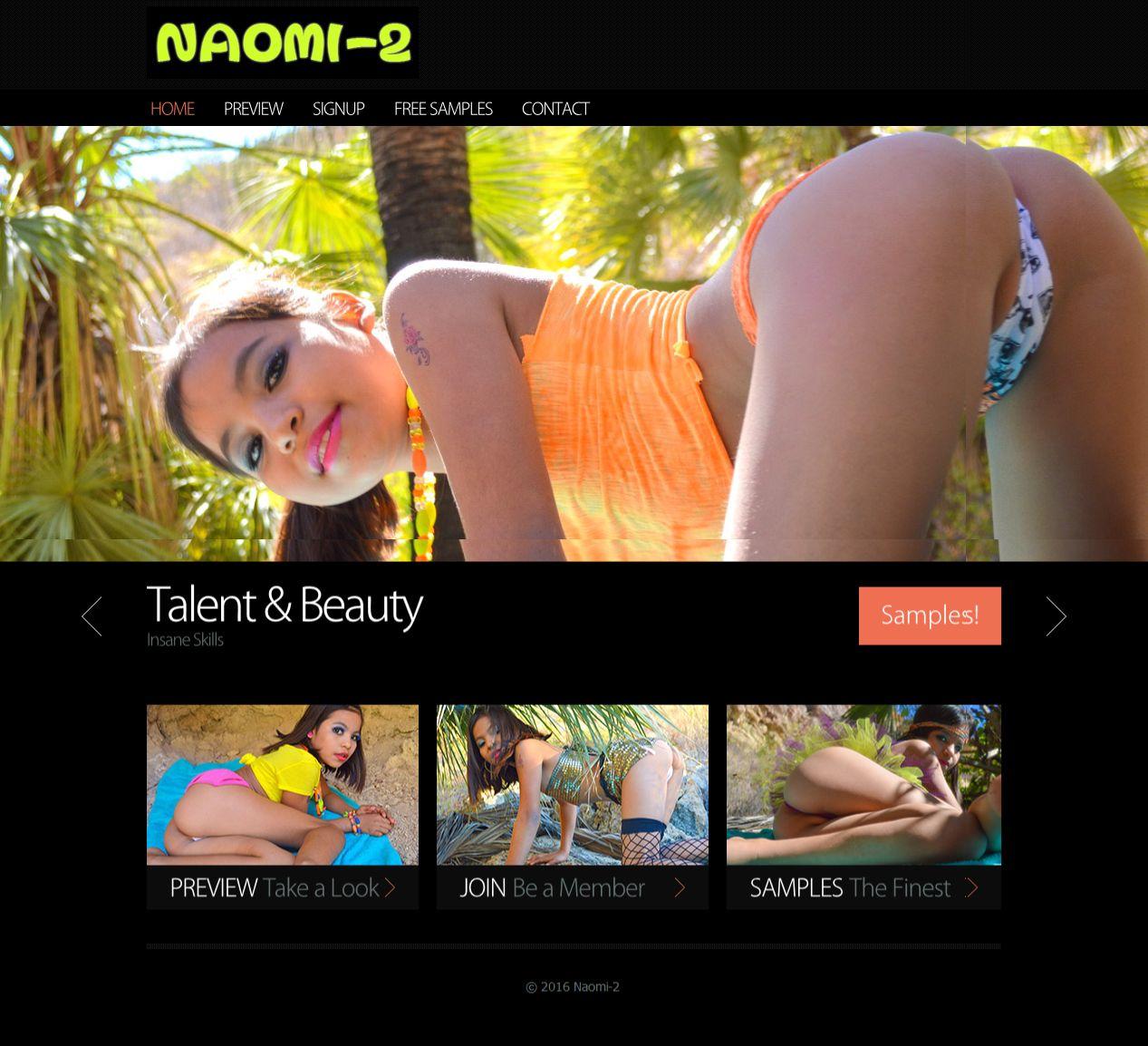 Kvetinas Naomi 2