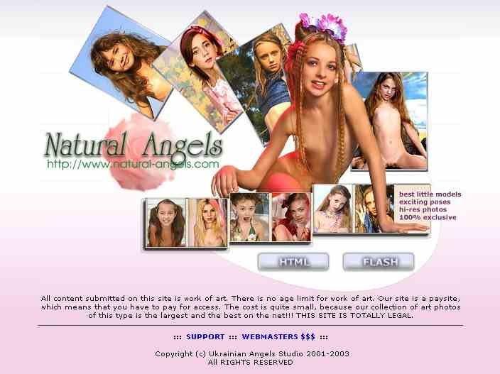 Natural Angels